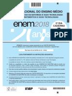 ENEM - 2018 - DIA 02 - CADERNO 07 - AZUL - PROVA PADRÃO.pdf