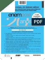ENEM - 2018 - DIA 01 - CADERNO 13 - AZUL - PROVA 2ª APLICAÇÃO.pdf