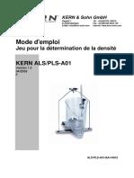 Kern Pls a01 Manuel