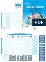 Kit Evaluacion Registro Logros 2do Primaria Comunicacion 2trimestre Proceso(1)