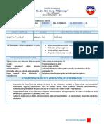 Formato de Planeación 2019 (Bachillerato)