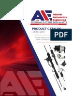 Rack Pinion Aae Complete Catalog