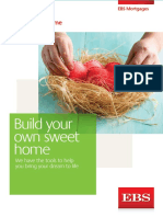 Ebs Guide to Building Your Own Home
