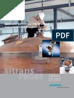 SITRANS Probe Brochure