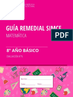 REMEDIAL FINAL 8° BÁSICO