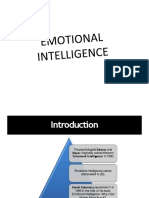 module 8- Emotional intelligence Personal development