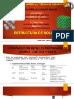 Estructura de Solidos