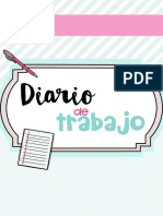 Diario formato educadora