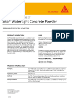 pds-cpd-Sika Watertight Concrete Powder-us