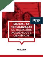 manual normas técnicas mutivix