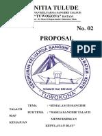 Proposal Tuludee