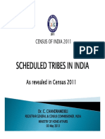 Project report on scheduled Tribes India