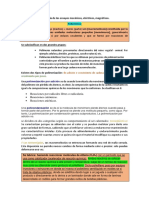 Proceso de polimerizacion