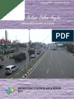 Kota Bekasi Dalam Angka 2011