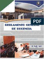 Reglamento de docencia UNDAC