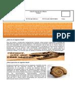 guias fosiles