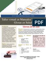 taller manuales