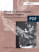 Dinko Fabris - Music in Seventeenth-Century Naples_ Francesco Provenzale (1624–1704)-Routledge (2007)