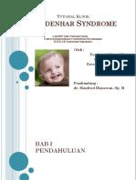Goldenhar Sindrom
