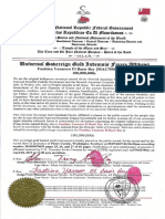 MACN-R000003085_ Universal Sovereign Gold Indemnis Facere Affidavit - Faatima Yasmeen El Basir Bey MACN000000865
