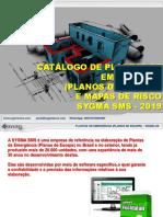 Catálogo Plantas de Emergência 2019