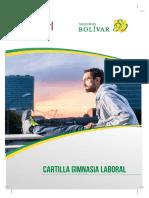 Cartilla Gimnasia Laboral Arl Bolivar 2018