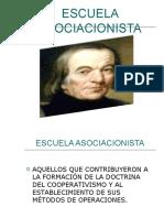 Diapositivas Escuela Asociacionista Final