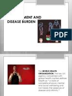 Development and Disease Burden
