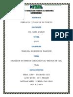 Proyecto Itesut Fory Eva