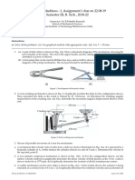 Assignement1 Mechanisms