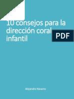 10 Consejos Para La Direccion Coral Infantil