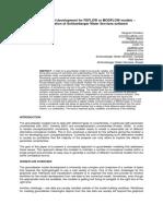 Conceptual model development for FEFLOW or MODFLOW models