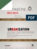 Managing Waste Water