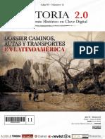 Historia Del Tramo Camino Viejo en El Putumayo