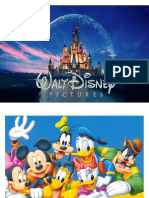 Valuation on Disney