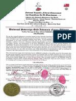 MACN-R000003171_ Universal Sovereign Gold Indemnis Facere Affidavit - Tebtu Na'Um El Bey MACN000001280