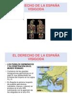 El Derecho de La España Visigoda_0