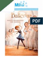 Madrimana Guia Didactica Ballerina