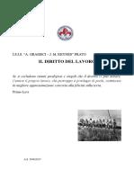 Diritto Del Lavoro - Texto