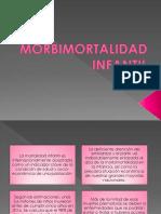 MORBIMORTALIDAD INFANTIL