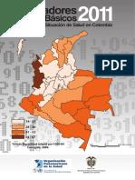 10. Indicadores Basicos de Salud Colombia 2011 1