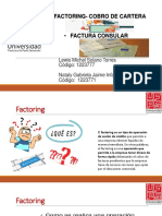Factoring Factura Consular