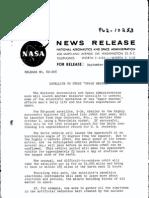 Explorer XII Press Kit