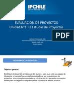 Evaluación de proyectos - Unidad 1.ppt
