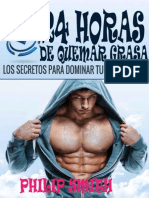 24 Horas De Quemar Grasa Los Secretos Para Dominar Tu Metabolismo - Philip Smith.epub