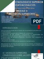 Construccion de Instalaciones Petroleras U4.pptx