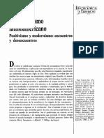 El Positivismo Latinoamericano 782153