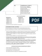 Equivalencias Llantas 145 70 R13
