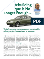 VW:Audi Transmission Adaptation