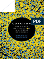 Michael Bhaskar-Curation_ the Power of Selection in a World of Excess-Piatkus (2016)